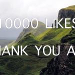10000likesthankyouall